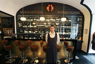 Borkonyha / Winekitchen